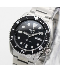 นาฬิกา SEIKO 5 Sports New Automatic SRPD55K1 (Black Dial)