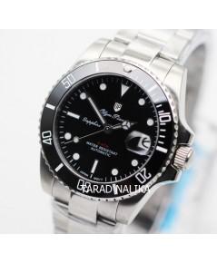 นาฬิกา Olym pianus Automatic submariner sapphire 899831AG-434 ขอบเซรามิค