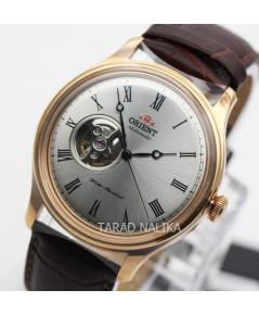 นาฬิกา Orient Automatic Semi skeleton สายหนัง ORAG00001S