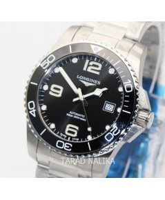 นาฬิกา Longines HydroConquest automatic ceramic L3.782.4.56.6  (43 mm)