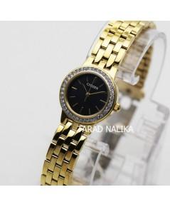 นาฬิกา Citizen crystal Lady EJ6102-56E เรือนทอง