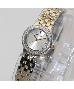 นาฬิกา Citizen crystal Lady EJ6104-51P สองกษัตริย์