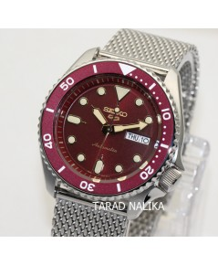 นาฬิกา SEIKO 5 Sports New Automatic SRPD69K1 (ฺ์Red)