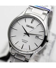 นาฬิกา SEIKO ควอทซ์ sapphire Gent หรูเรียบ ภูมิฐาน SGEG93P1