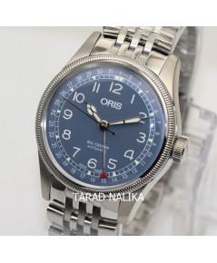 นาฬิกา ORIS big crown pointerdate sapphire 75477414065 40 mm.