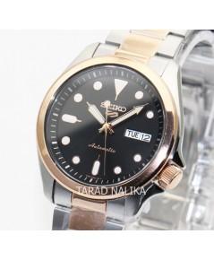 นาฬิกา SEIKO 5 Sports New Automatic SRPE58K1 สองกษัตริย์ pinkgold