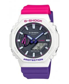 นาฬิกา CASIO G-Shock Carbon Core Guard GA-2100THB-7ADR (ประกัน CMG)