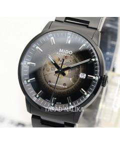 นาฬิกา MIDO Commander Gradient automatic M021.407.33.411.00 black pvd