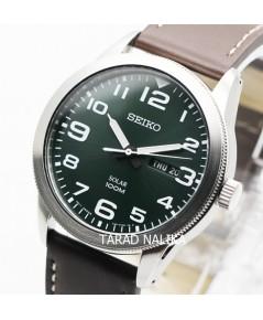 นาฬิกา SEIKO Solar SPORT Gent SNE473P1 สายหนัง