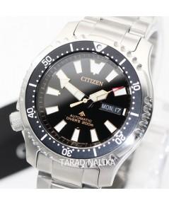นาฬิกา CITIZEN Promaster  AUTOMATIC  NY0090-86E FUGU limied Edition