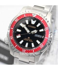 นาฬิกา CITIZEN Promaster  AUTOMATIC  NY0091-83E FUGU limied Edition
