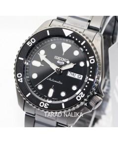 นาฬิกา SEIKO 5 Sports New Automatic SRPD65K1 black pvd