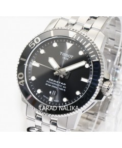 นาฬิกา TISSOT SEASTAR 1000 POWERMATIC 80 T120.407.11.051.00