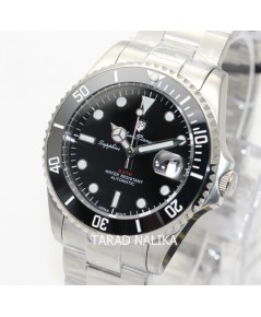 นาฬิกา Olym pianus Automatic submariner sapphire 899831AG2-423 king size