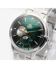 นาฬิกา Orient Sun and Moon Classic Watch 70th Anniversary Limited Edition รุ่น ORRA-AS0104E