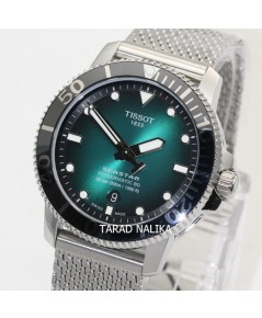 นาฬิกา TISSOT SEASTAR 1000 POWERMATIC 80 T120.407.11.091.00
