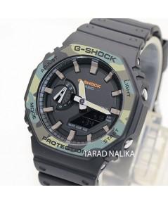 นาฬิกา CASIO G-Shock Carbon Core Guard GA-2100SU-1ADR (ประกัน CMG)