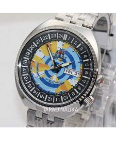 นาฬิกา Orient World Map Automatic Limited Edition  รุ่น ORRA-AA0E04Y