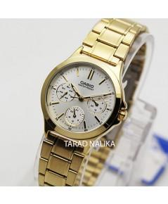นาฬิกา Casio standard Lady LTP-V300G-7AUDF (ประกัน cmg)