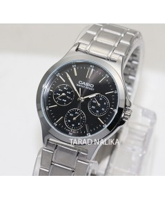 นาฬิกา Casio standard Lady LTP-V300D-1AUDF (ประกัน cmg)