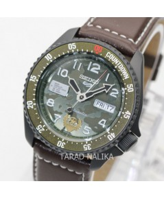 นาฬิกา SEIKO 5 Sports Automatic Street Fighter V SRPF21K1 limited edition 9,999 pieces