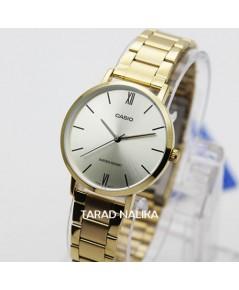 นาฬิกา Casio standard Lady LTP-VT01G-9BUDF (ประกัน cmg)