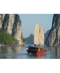 ทัวร์เวียดนามเหนือ ฮานอย ฮาลองเบย์ เริ่มจากนครพนม 7,900 บาท