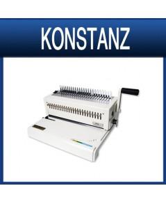 เครื่องเจาะกระดาษไฟฟ้าและเข้าเล่มแบบมือโยก รุ่น Konstanz (คอนสแต้นท์)