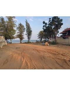 ที่ดินติดทะเล ปราณบุรี เนื้อที่ 282 ตรว.