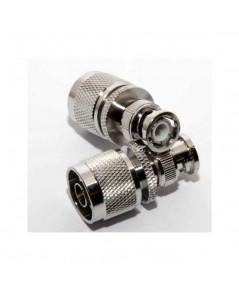 ADP-BNCM2NM : BNC male to N male adapter