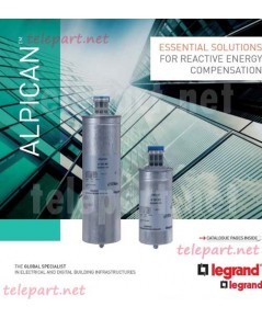 Product legrand CAPACITOR POWER FACTOR CONTROLLER