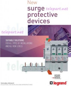 Procuct legrand SURGE PROTECTION DEVICE