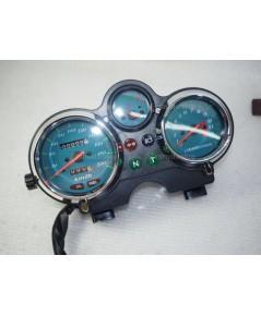 เรือนไมล์ Victor GTO Classic Kawasaki ชอปเปอร์ คาเฟ่ โมตาด ตัวชุบ Speedometer set Firstmotorshop