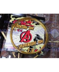 วงล้ออลูมิเนียม Com Star Adven รุ่นใหม่ 1.40-17 สีทอง เงิน น้ำเงิน แดง ส้ม ทอง-เงิน น้ำเงิน-เงิน แดง