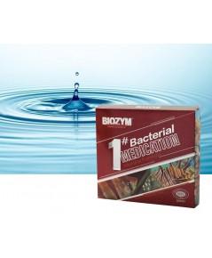 BIOZYM Bacterial medication ยารักษาโรคที่เกิดแบคทีเรียในปลา