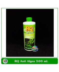 RQ Anti Algae อาร์คิว แอนตี้ แอลจี กำจัดตะไคร่น้ำเขียว 500 ml.