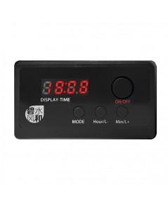 Smart Timer for LED เครื่องตั้งเวลา เปิด-ปิดไฟ LED, เครื่องทำคลื่น, พัดลม สำหรับตู้ปลา