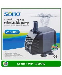 ปั้มน้ำ SOBO WP-209K ปั๊มน้ำแรงดี เสียงเงียบ แกนเซรามิค 60W