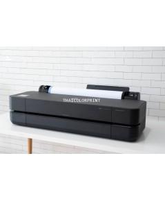 HP DesignJet T230 ขนาด 24 นิ้ว Printer 5HB07A รองรับงานพิมพ์ขนาด A1,A2,A3 เครื่องใหม่