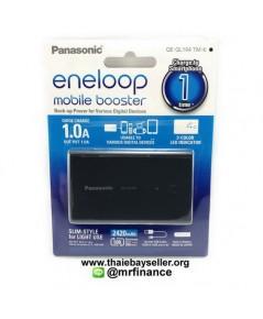 Panasonic eneloop mobile booster QE-QL104TM-K สีดำ ของใหม่ ของแท้
