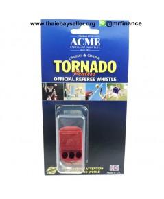นกหวีดแอคมี่ ACME Tornado No 635 สีแดง ของใหม่ ของแท้