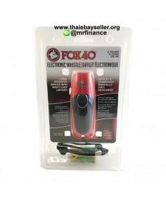 นกหวีดไฟฟ้า Electronic Whistle Fox40 125dB  ของแท้ ของใหม่