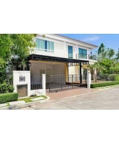 บ้านเช่ารามอินทรา บ้านสวยโครงการหรู หมู่บ้านLife Bangkok Buelevard ใกล้แฟชั่นไอส์แลนด์(รามอินทรา)