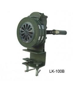 ไซเรนมือหมุนแบบยึดโต๊ะความดัง 110 dB รุ่น LK-100ฺB