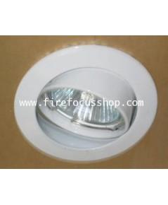 โคม Down Light สำหรับหลอดไดโครอิค ฮาโลเจน แบบปรับหมุนได้ รุ่น HD08 ยี่ห้อ Sunny
