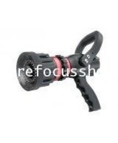 หัวฉีดน้ำดับเพลิง (Wide-Range Selectable Gallonage Nozzle with Pistol Grip ) ยี่ห้อ Protex รุ่น 369