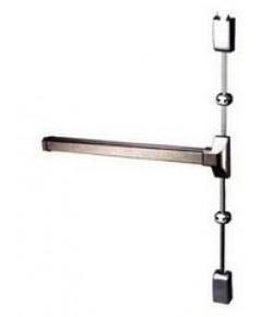 คานผลักประตูหนีไฟบานเดี่ยว รุ่น PC-002 ยี่ห้อ Panic bar