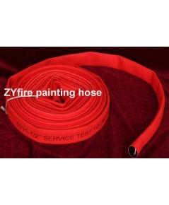 สายส่งน้ำดับเพลิงชนิดผ้าใบโพลีเอสเตอร์/ยาง EPDM  17/250 bar/psi. ยี่ห้อ Zyfire มาตรฐาน FM