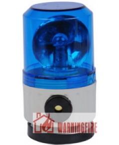 ไฟหมุนพร้อมเสียงไซเรนฐานแม่เหล็ก 220V, 84mm. (Rotator Warning Light and Siren) รุ่น WL-03BMJ ยี่ห้อW