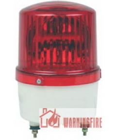 ไฟหมุน 220V ขนาด 5 นิ้ว (Rotator Warning Light) รุ่น WL-11BS ยี่ห้อ Warningfire
